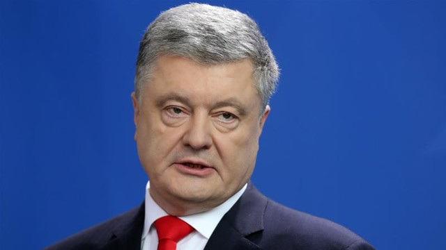 Fostul președinte al Ucrainei, Petro Poroșenko, ar urma să fie adus cu forța în instanță