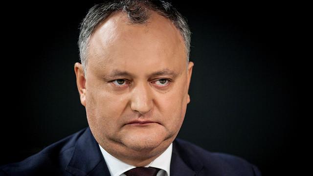 """Igor Dodon va vorbi la ONU inclusiv despre politica externă """"echilibrată"""" și despre Transnistria"""