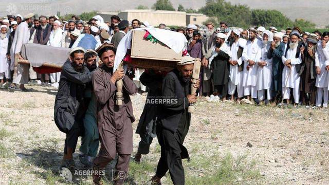 O dronă a armatei americane ar fi ucis civili în Afganistan într-un raid împotriva Statului Islamic