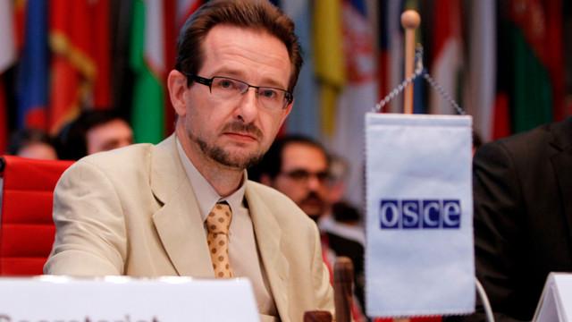 Secretarul General al OSCE, Thomas Greminger, vine în R.Moldova ca să discute despre casarea munițiilor din Transnistria
