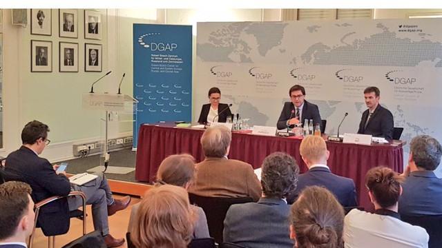 Nicu Popescu a discutat la Berlin cu mai mulți oficiali germani despre prioritățile politicii externe a R.Moldova