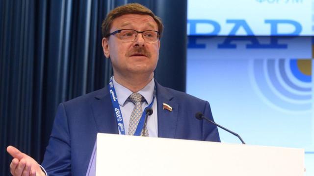 Konstantin Kosacev: Rusia ar vrea să păstreze relaţiile de bună vecinătate cu Republica Moldova
