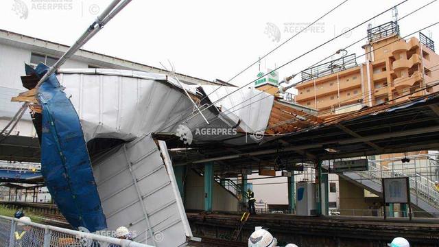 Japonia - Pana de curent provocată de taifunul Faxai, în a patra zi; circa 330.000 de locuinţe sunt afectate
