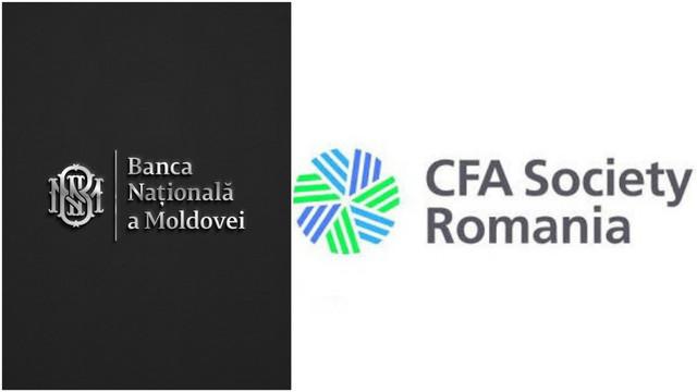 Schimb de experienţă între investitorii din R.Moldova şi cei de peste hotare, într-un eveniment organizat de BNM și CFA Society Romania