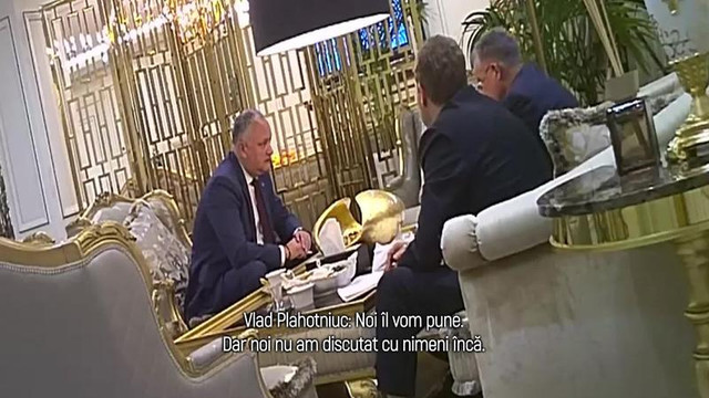 Ce au declarat Plahotniuc, Dodon și Iaralov la audierile în procesul penal privind finanțarea PSRM din Rusia ( Jurnal TV)