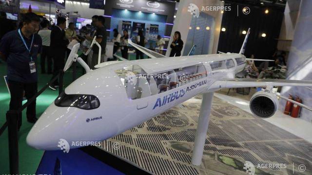 Armata germană: Angajați ai Airbus, suspectați de spionaj