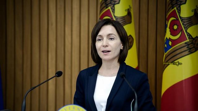 Maia Sandu: Când justiția va deveni independentă, nu va putea apărea un nou Plahotniuc