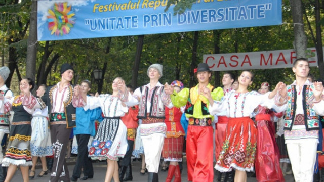 Mai multe organizații etnoculturale vor participa la Festivalul republican al etniilor