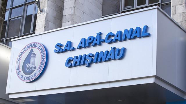"""""""Apă-Canal Chișinău"""
