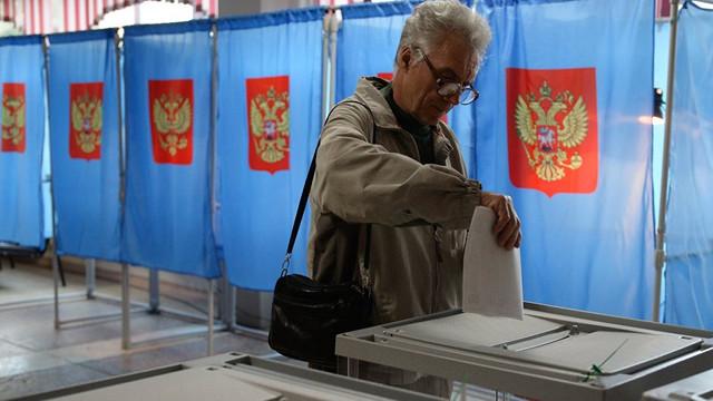 Candidații opoziției ruse câștigă alegerile în aproape jumătate dintre districtele din Moscova