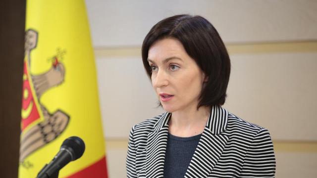 Maia Sandu, despre alegeri: CEC trebuie să-și restabilească imaginea pierdută în scrutinele anterioare