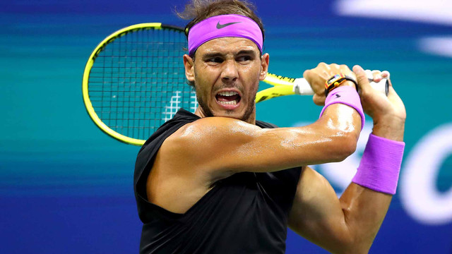 Tenis | Nadal a pierdut un prim set, dar s-a calificat în sferturi la US Open