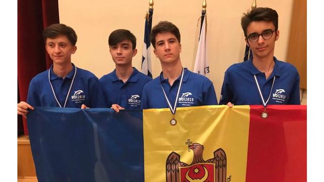 Elevi din R. Moldova au obținut medalii de bronz la Olimpiada Balcanică de Informatică