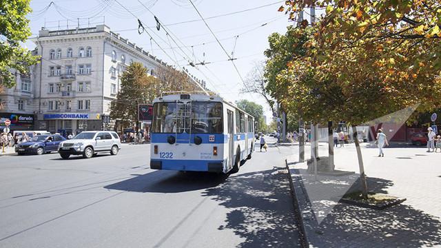 Sâmbătă și duminică traficul rutier pe unele străzi centrale va fi suspendat, iar traseele transportului public vor fi modificate