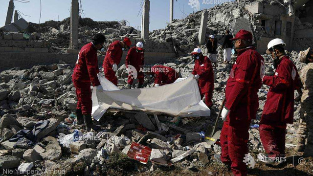 Raport ONU | SUA, Franța și Regatul Unit - posibile complice la crimele de război din Yemen