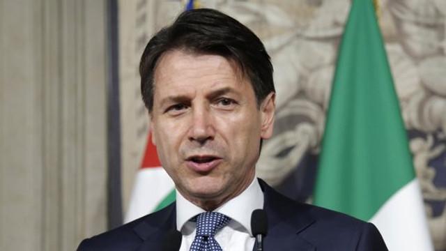 Criza din Italia   Premierul Giuseppe Conte anunță că a reușit să formeze un nou Guvern. Când vor fi investiți