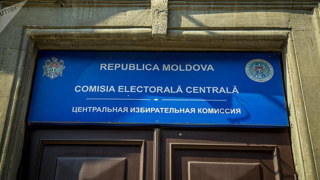 Doi candidați la Primăria capitalei au fost înregistrați la CECEC