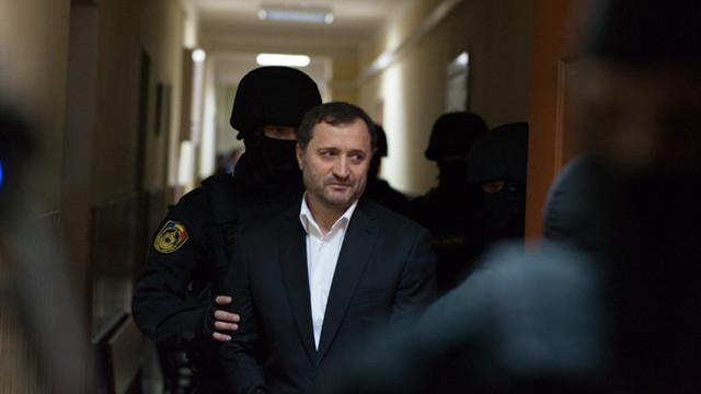 Sentința de închisoare a fostului premier Vlad Filat a fost redusă cu 682 de zile
