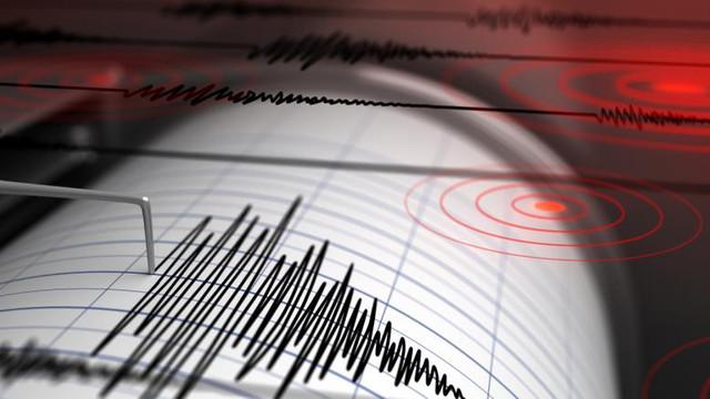 Un nou cutremur în Vrancea. Seismul a avut 3,6 grade pe scara Richter