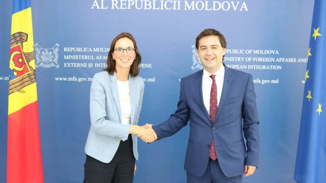 Amelie de Montchalin: Dezideratul nostru este să avem o rezolvarea politică, viabilă a conflictului transnistean, cu respectarea integrității teritoriale și a suveranității R.Moldova