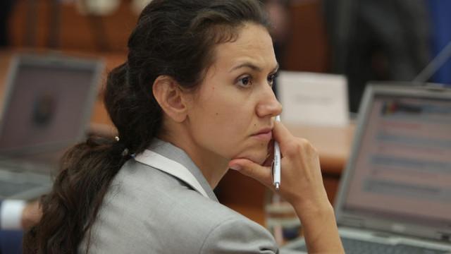 """Olesea Stamate: Schimbările la CSJ reprezintă abia """"primul pas"""" în reforma justiției"""