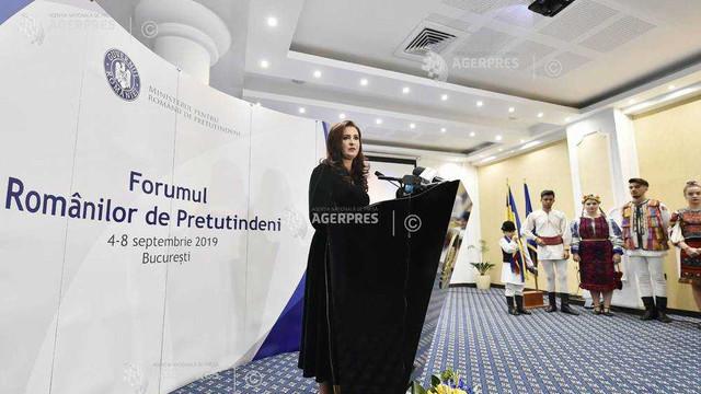 Învăţământul în limba română, votul în străinătate și serviciile consulare, printre subiectele discutate la Forumul Românilor de Pretutindeni, organizat la Bucureşti