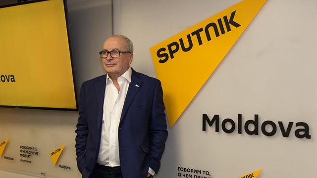 """Directorul """"Sputnik-Moldova"""", Vladimir Novosadiuk, ar fi fost reținut într-un dosar legat de """"furtul miliardului"""" (Newsmaker)"""