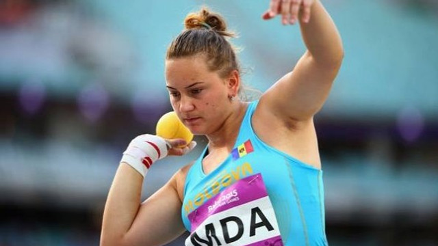 Dimitriana Surdu a câștigat Campionatul Balcanic