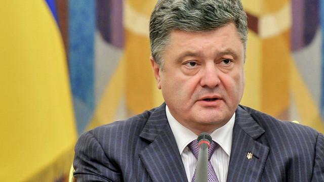 Biroul Național Anticorupție din Ucraina a deschis dosare penale împotriva lui Poroşenko şi a unui fost ministru de externe