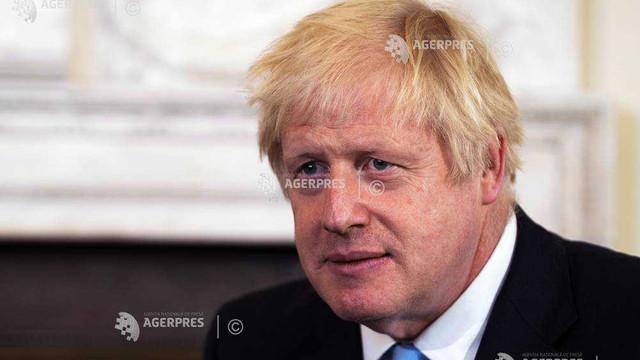 Premierul britanic Boris Johnson | Următoarele zile vor fi esențiale pentru asigurarea unui acord pentru Brexit