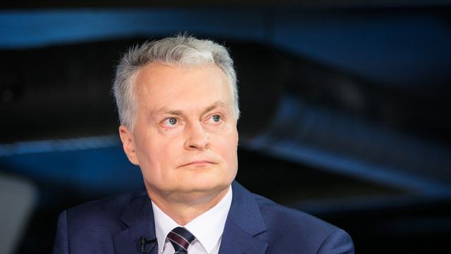 Președintele lituanian Gitanas Nauseda, în vizită la Chișinău: Lituania a fost și rămâne o susținătoare a parcursului european al Republicii Moldova și a reformelor democratice