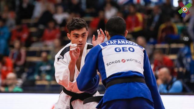 Adil Osmanov a cucerit argintul la Campionatul European de juniori