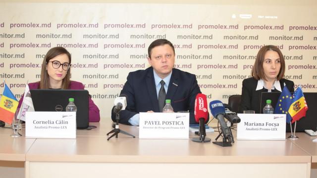 Promo-LEX a constatat situații de implicare a președintelui în promovarea PSRM la alegeri