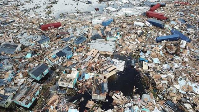 Bilanţ tragic după uraganul Dorian: Peste 2.500 de persoane din Insulele Bahamas sunt date dispărute