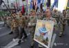 Ucraina: Naţionaliştii mărşăluiesc la Kiev împotriva 'capitulării' în faţa Moscovei