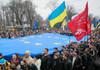 Kiev: Mii de ucraineni au mărşăluit împotriva capitulării în fața Rusiei