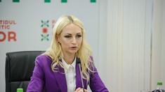 Marina Tauber consideră că eliberarea lui Vlad Filat din detenție a avut loc cu implicarea lui Igor Dodon