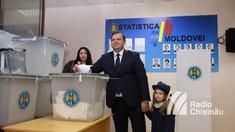 Andrei Năstase a comentat rezultatul alegerilor și prezența la vot