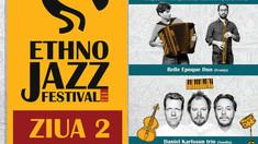 Fonograful de vineri | Ethno Jazz Festival Chișinău 2019, partea a treia