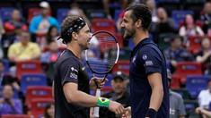 Tenis: Croatul Mate Pavic şi brazilianul Bruno Soares, învingători în proba de dublu la Shanghai (ATP)