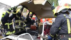 Aplicații la Protecția Civilă desfășurate în raionul Anenii Noi