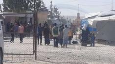 OSDO: Circa 100 de persoane au evadat dintr-o tabără unde erau deţinute rude ale luptătorilor SI