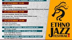Fonograful de vineri | Ethno Jazz Festival, partea a doua.