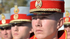 FOTO | Trei unităţi militare ale Armatei Naţionale au marcat 27 de ani de la creare