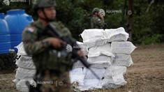 Trei tone de droguri, cu o valoare de piaţă de circa 750 de milioane de dolari, au fost confiscate în Panama