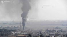 Siria: Kurzii acuză Ankara că foloseşte arme neconvenţionale