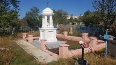 FOTO   Mausoleul eroilor români din cele două războaie mondiale, inaugurat la Leova