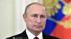 Putin consideră că nu Trump este de vină pentru faptul că relaţiile între Rusia şi SUA nu se îmbunătăţesc