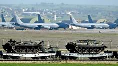SUA intenţionează să mute armamentul nuclear de la baza İncirlik din Turcia, pe fondul ofensivei turce în Siria