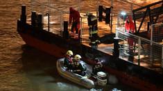 Poliţia ungară a finalizat ancheta în cazul accidentului naval înregistrat în luna mai pe Dunăre, soldat cu 28 de morţi